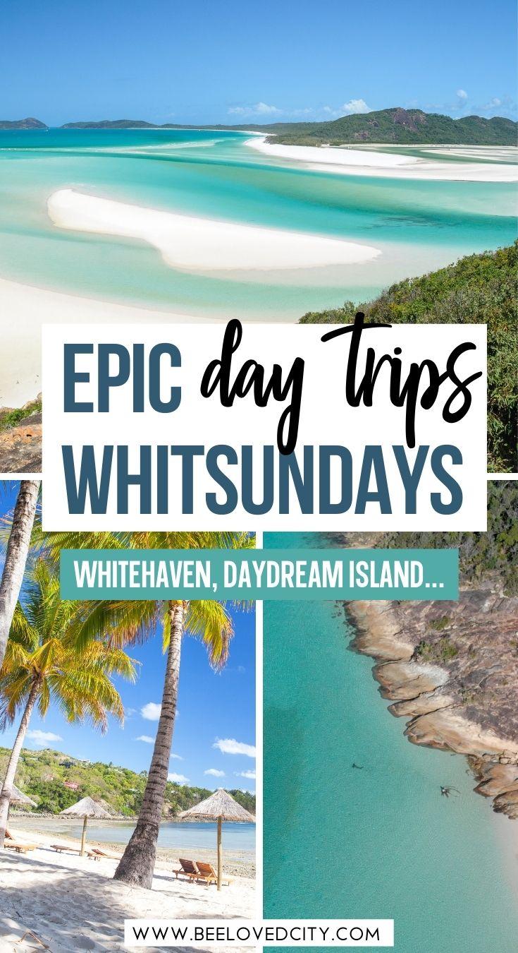 Amazing Whitsundays Day trips