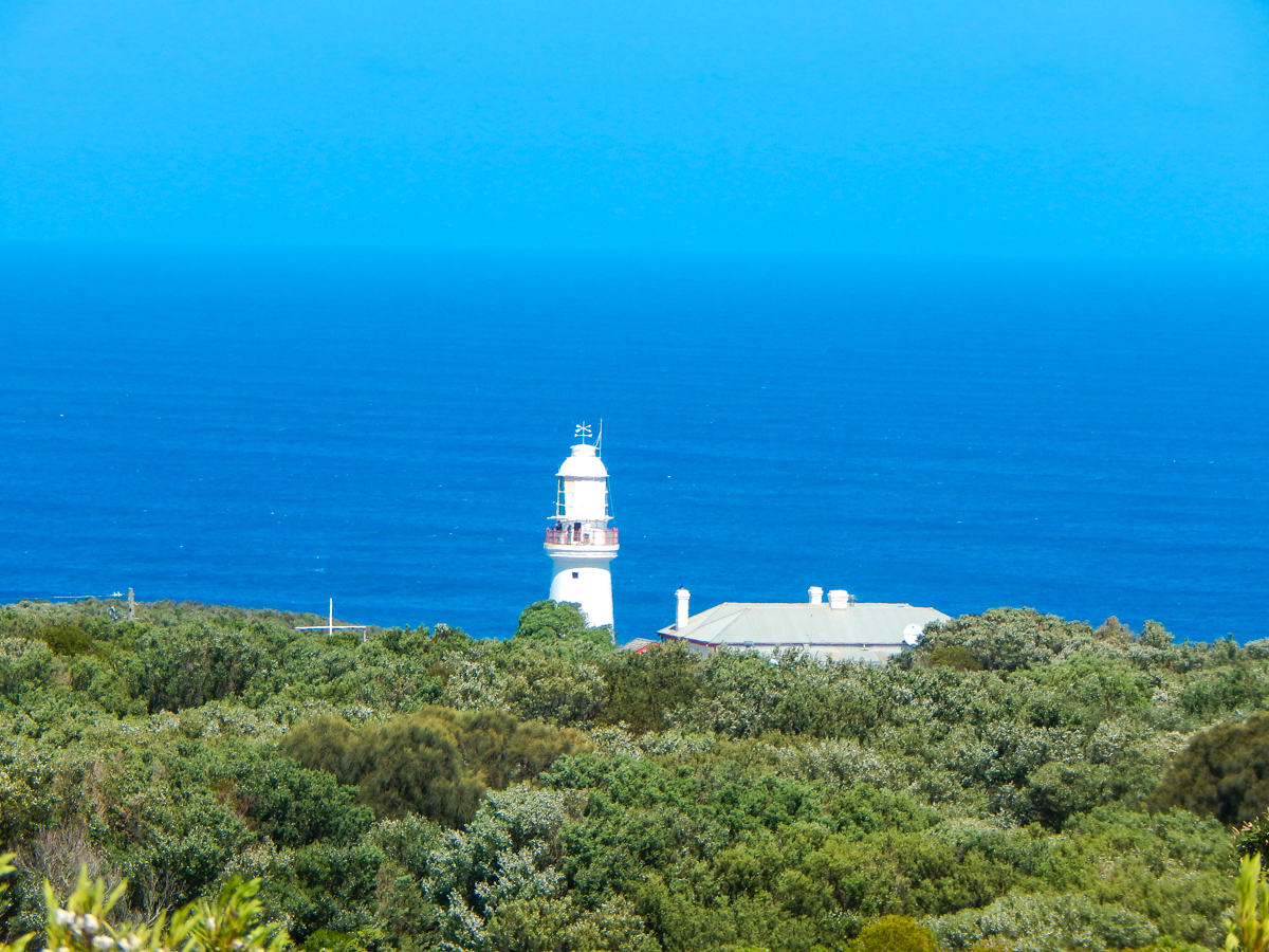 Cape otway lighthouse great ocean road itinerary