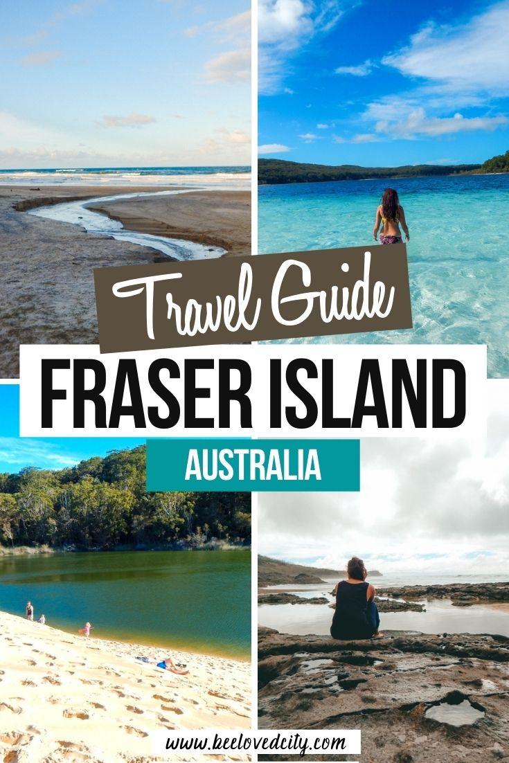 Things to do on Fraser Island Australia