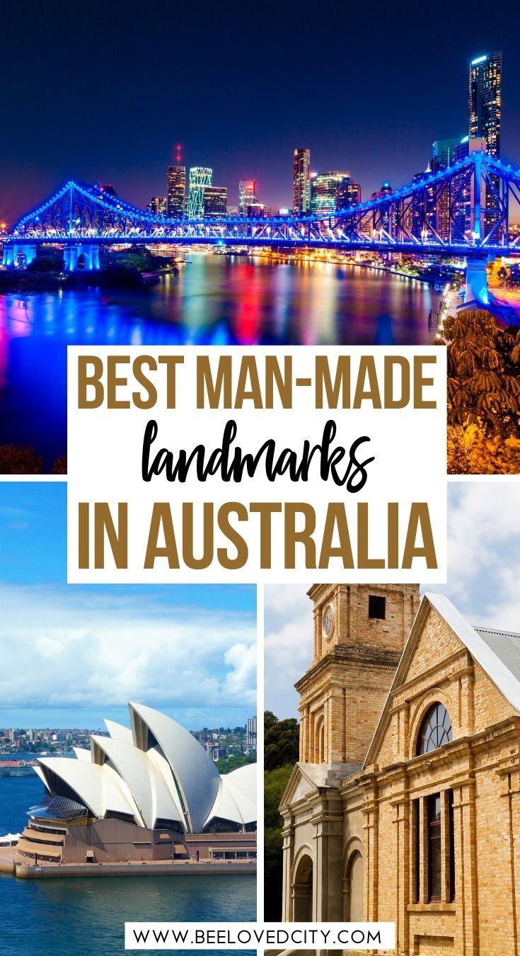 best man made landmarks in australia