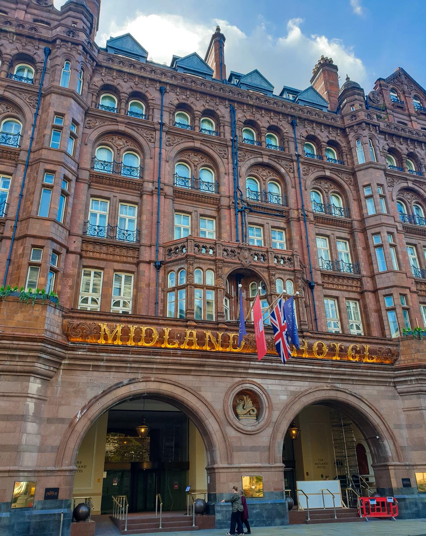 midland hotel in manchester