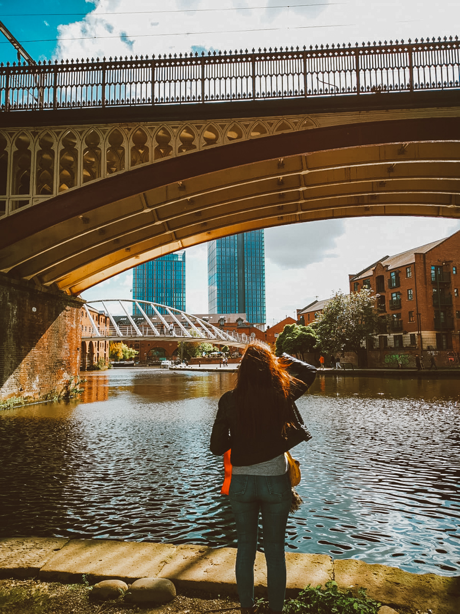 Castlefield photo spot in Manchester