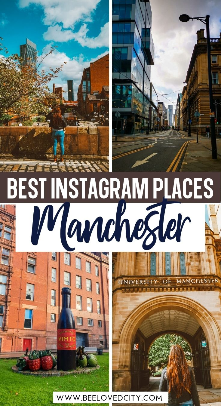 Best instagrammable places in Manchester