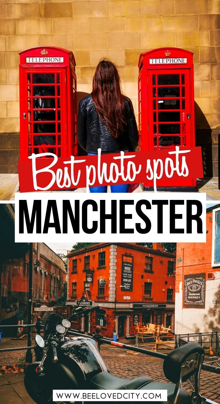 Manchester best instagram places