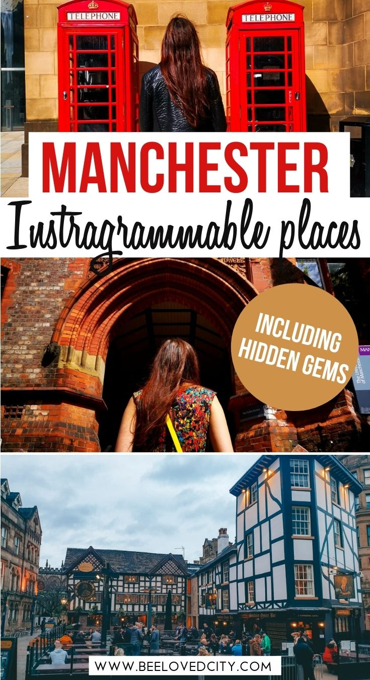 Best photo spots in Manchester England