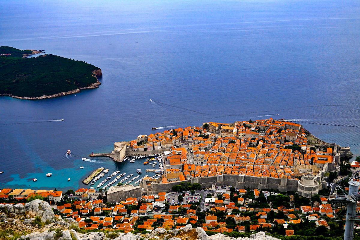 Visiting Dubrovnik in winter