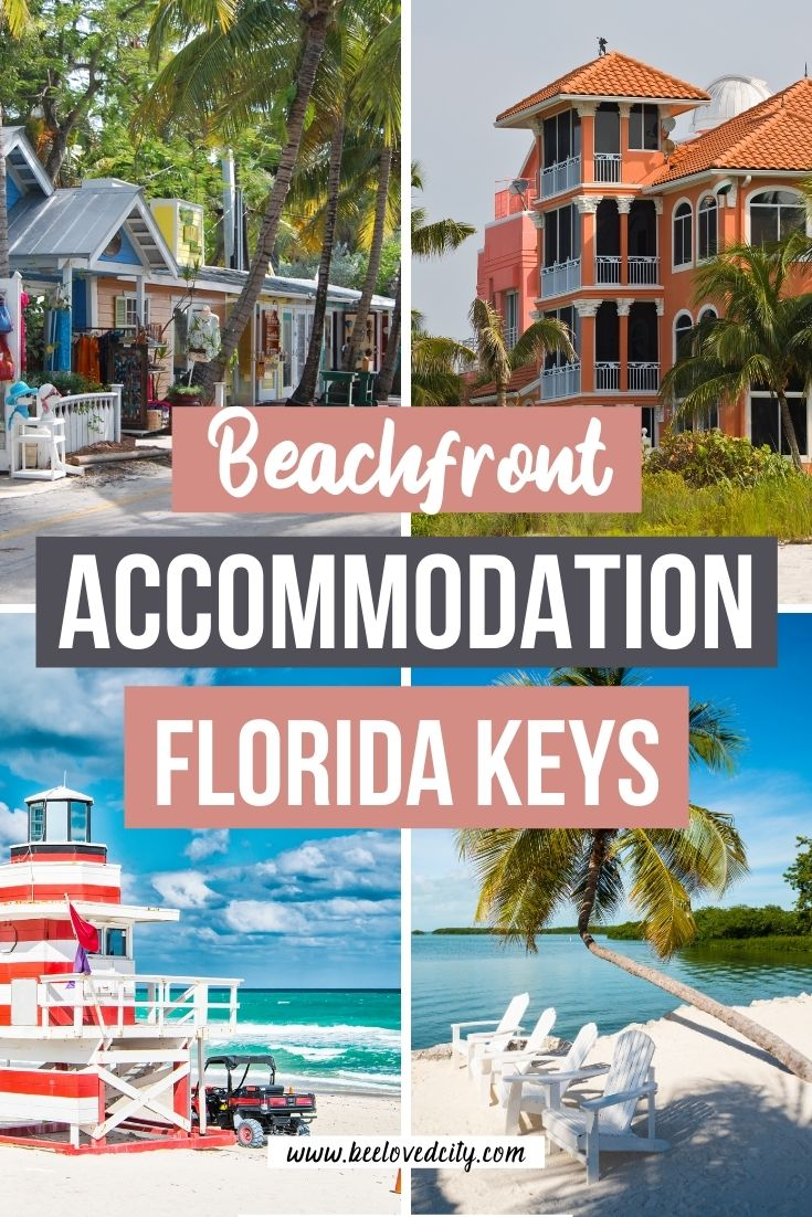 beachfront accommodation florida keys