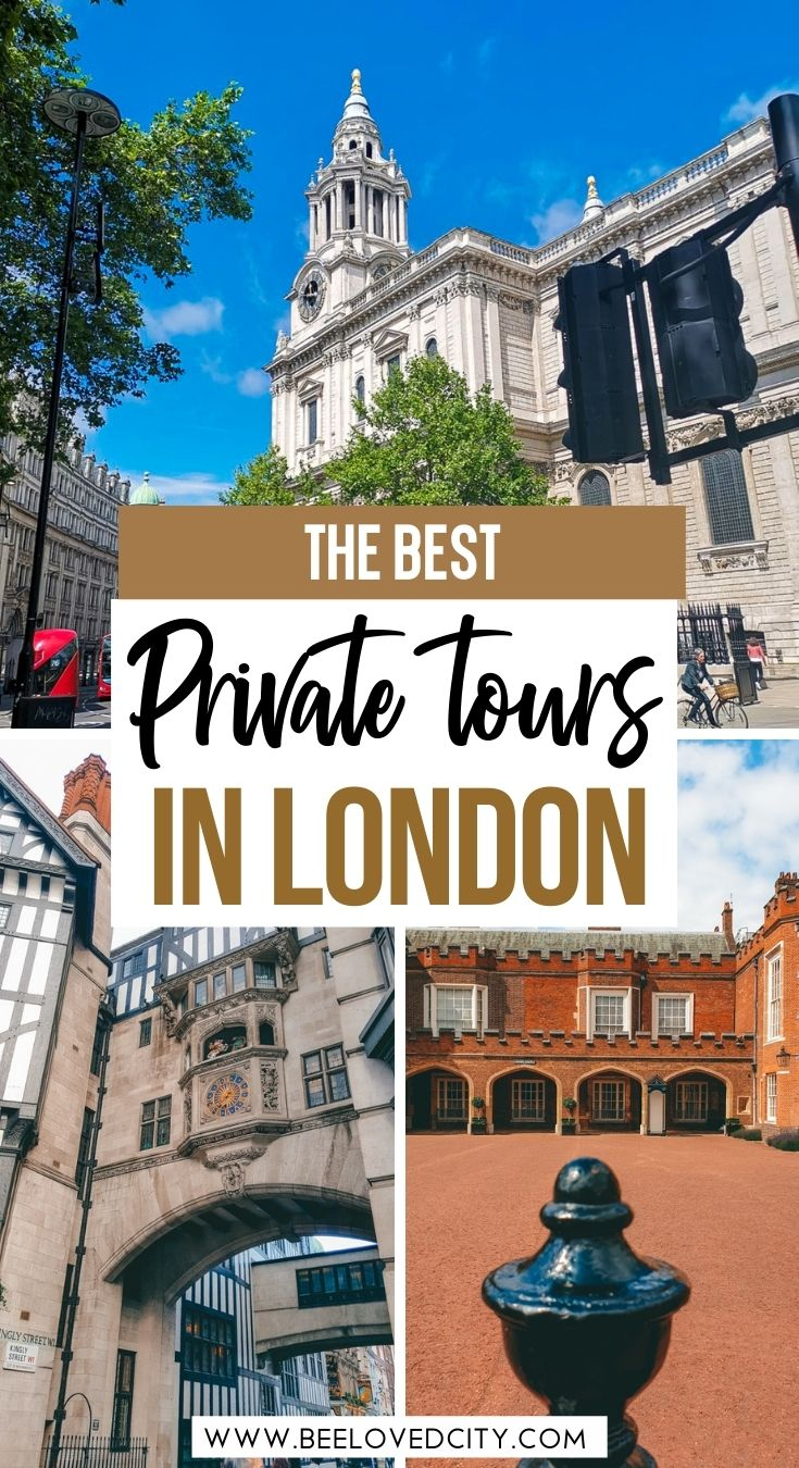 best london private tours
