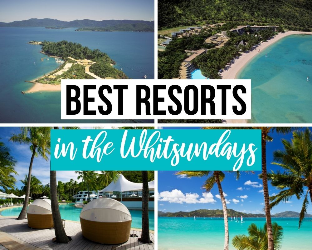 best resorts in the whitsundays