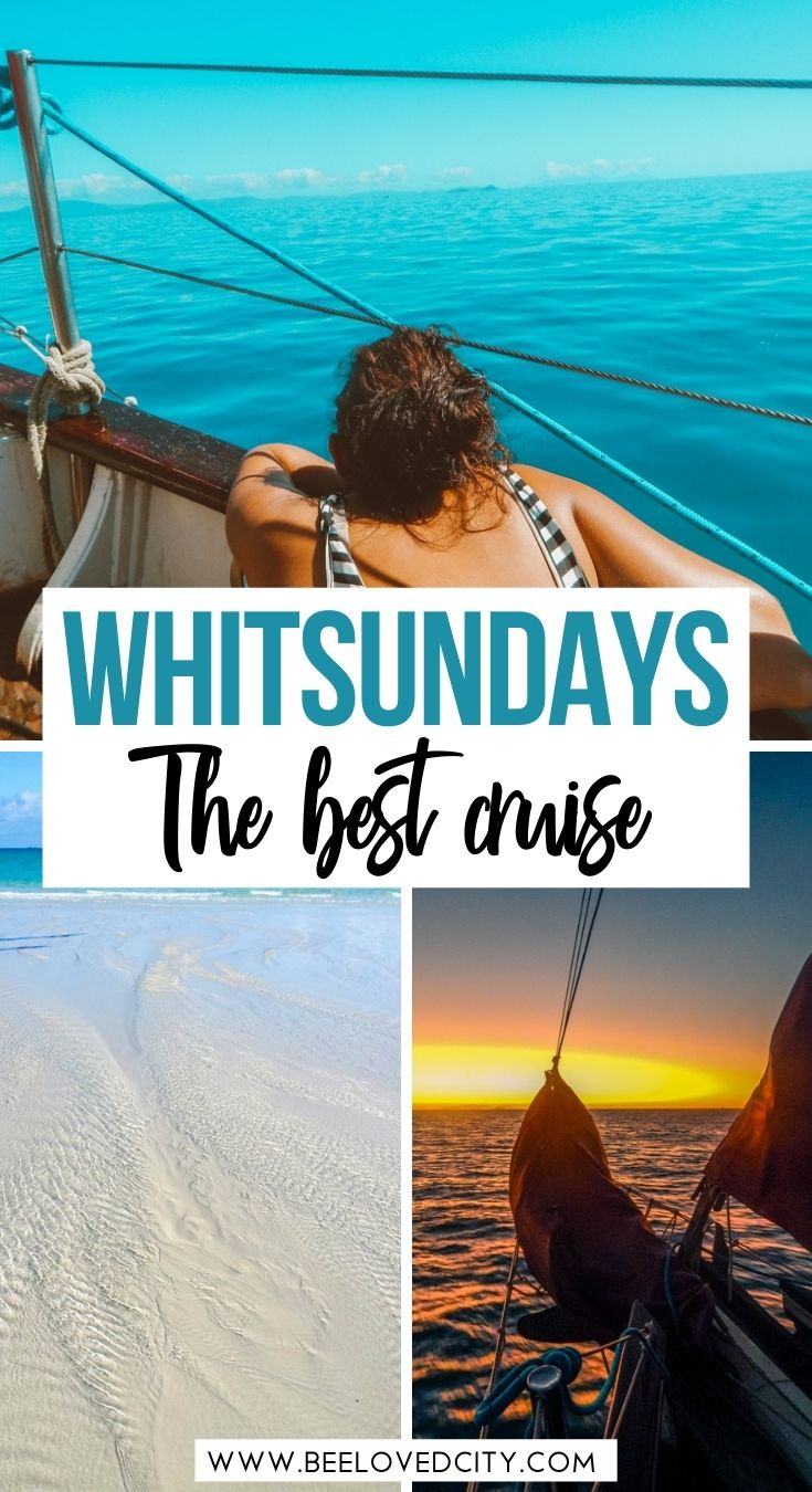 best whitsundays cruise