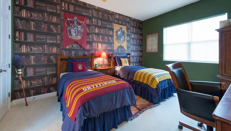 Harry potter room airbnb near Orlando