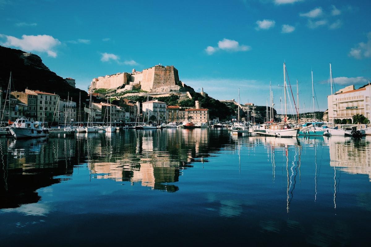 Corsica in winter
