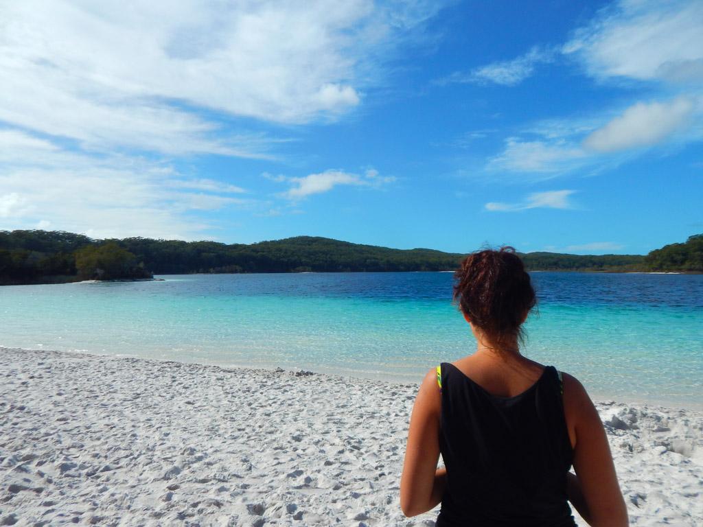 Fraser Island in Queensland
