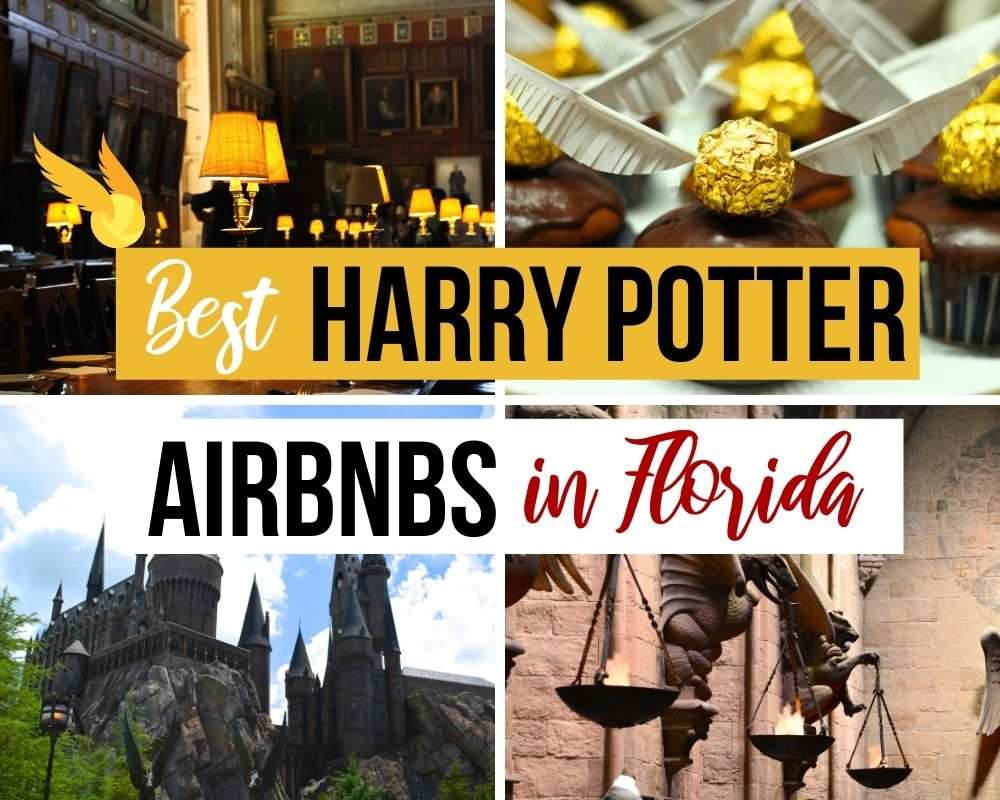 Best harry potter airbnbs in florida
