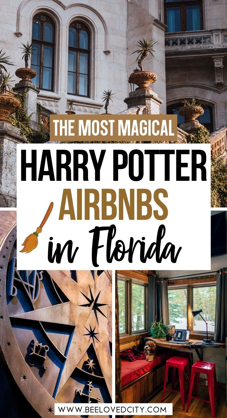 epic harry potter airbnbs in florida