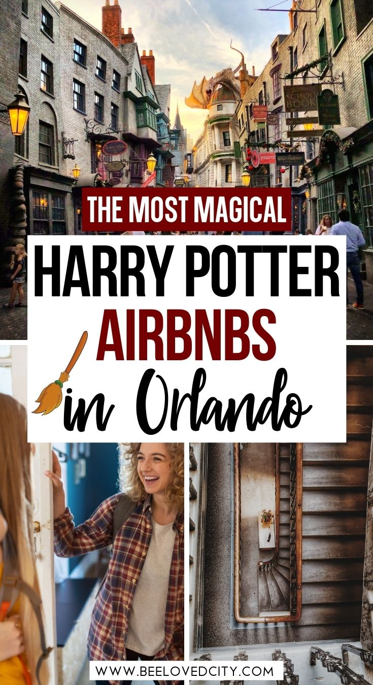 magical harry potter airbnb in orlando