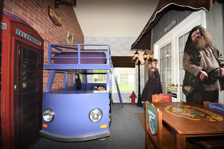 Harry Potter Room Knight Bus Orlando