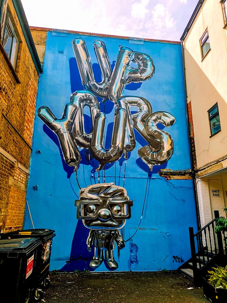 murals in shoreditch london