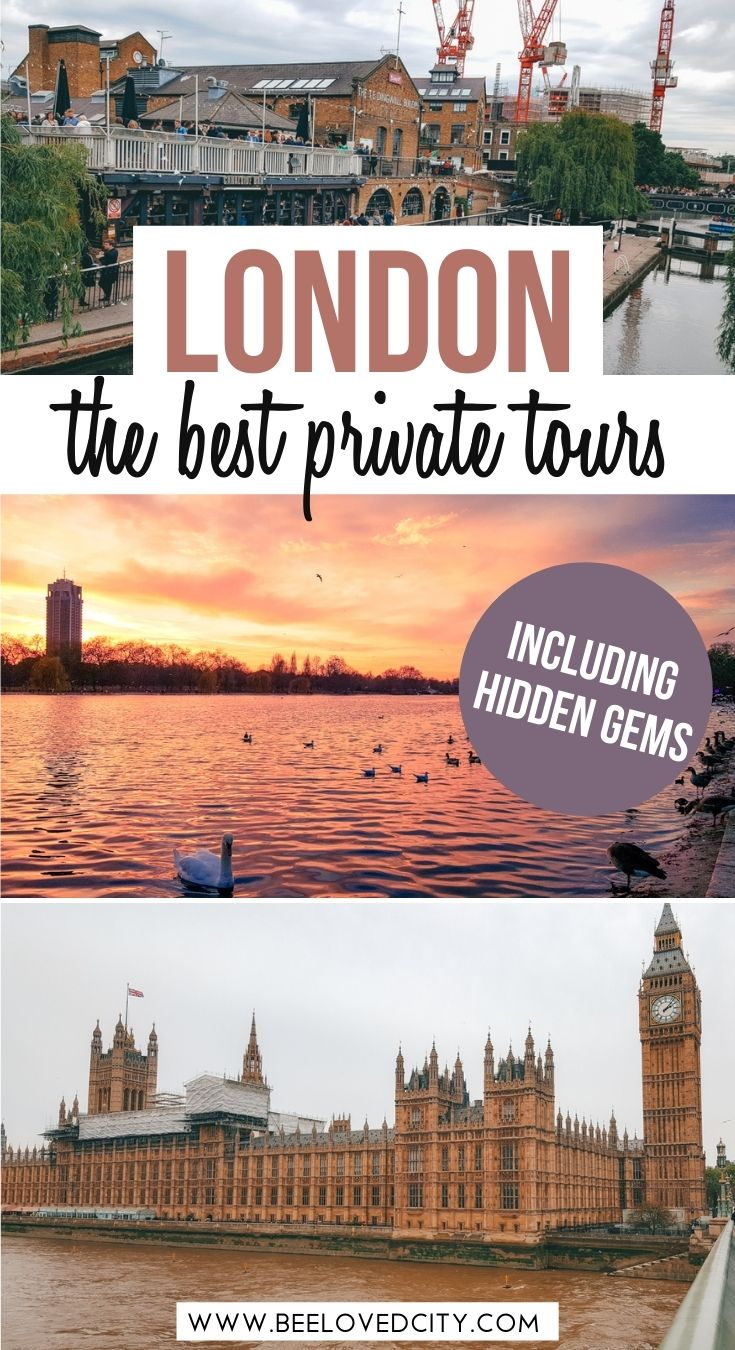 best private tours in london