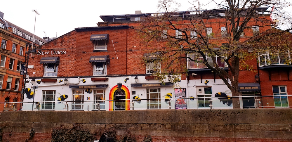 Manchester gay Village canal street
