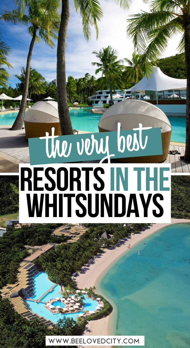 Best resorts in Whitsundays Queensland