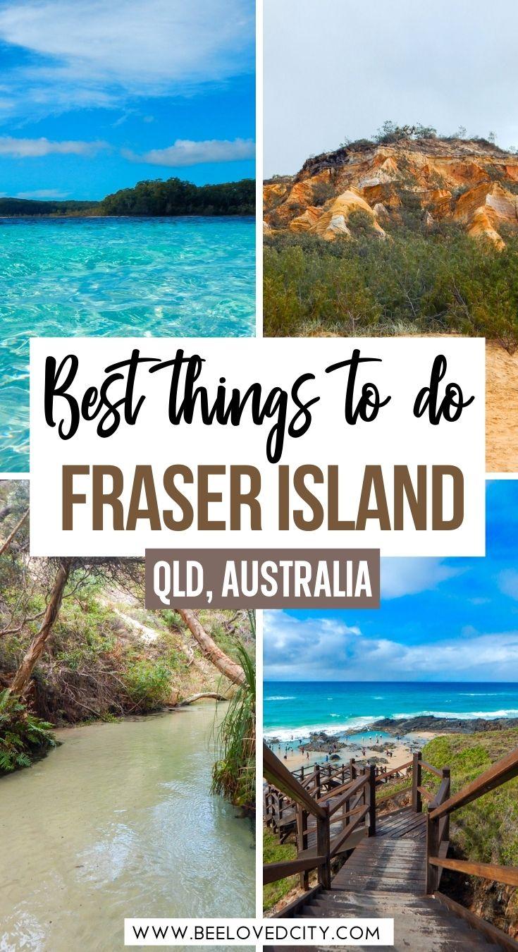Travel Guide Fraser Island Queensland Australia