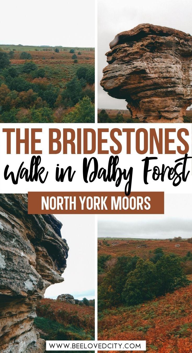 walk dalby forest bridestones