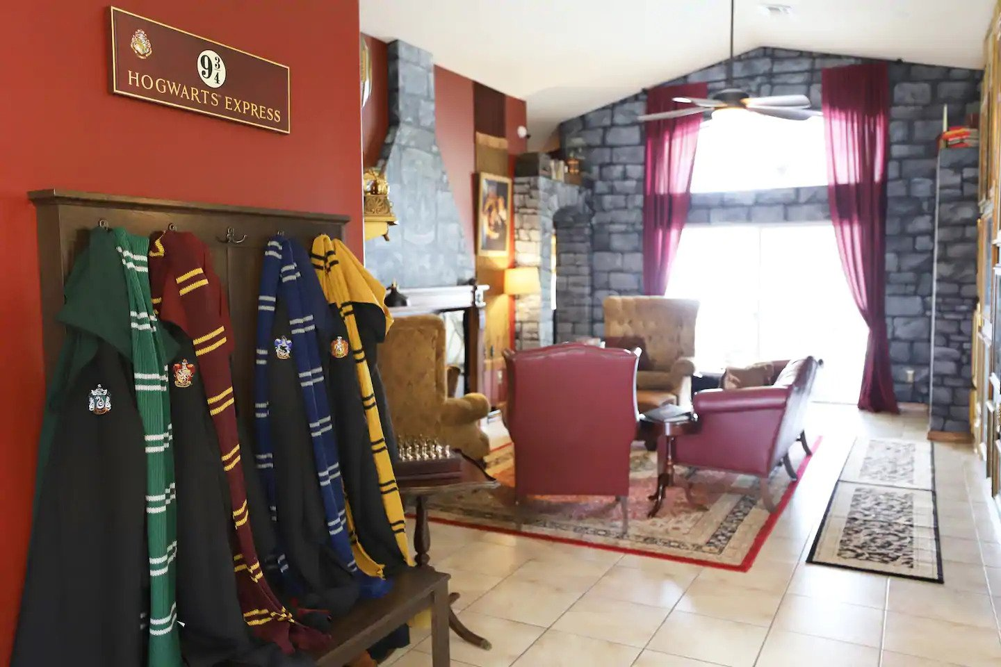 Harry Potter Airbnb to rent in florida