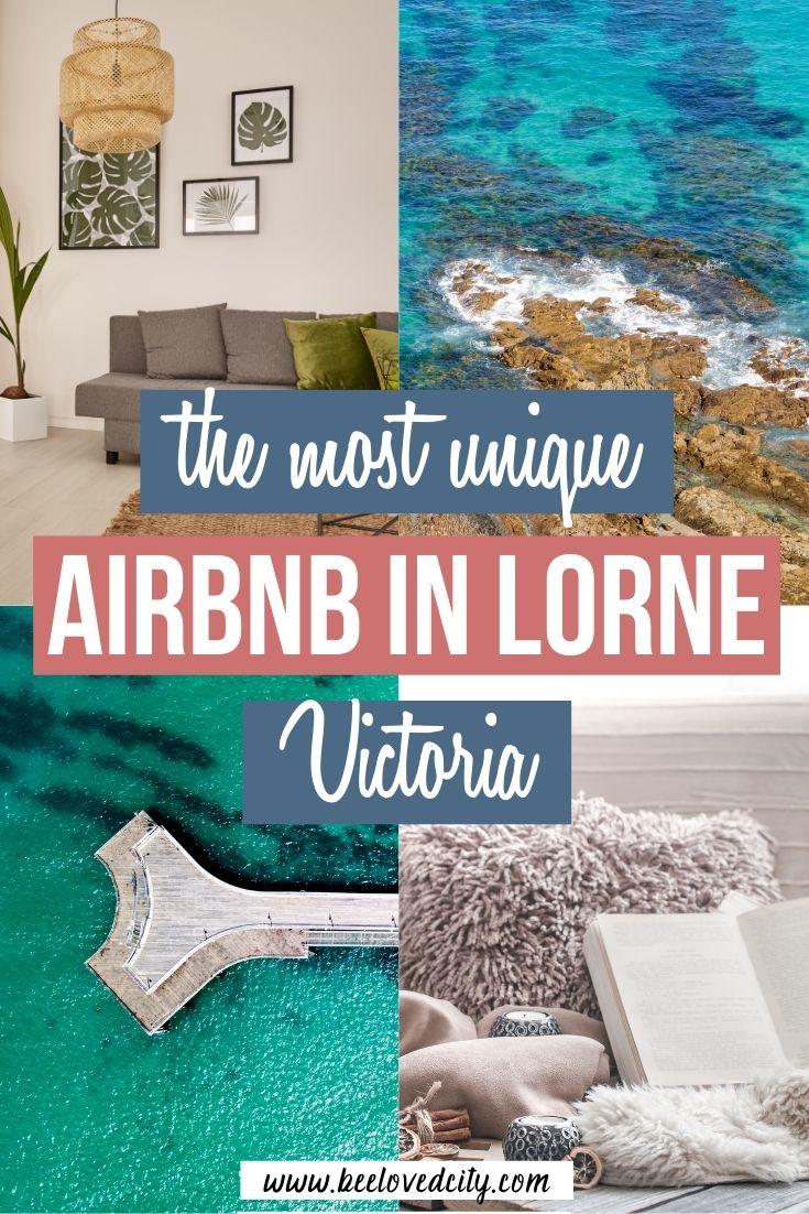 Best Airbnbs in Lorne VIC