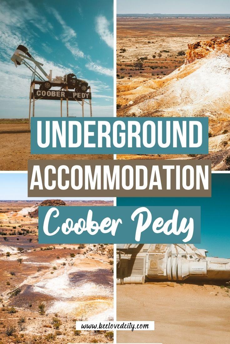 Best Underground accommodation in Coober pedy