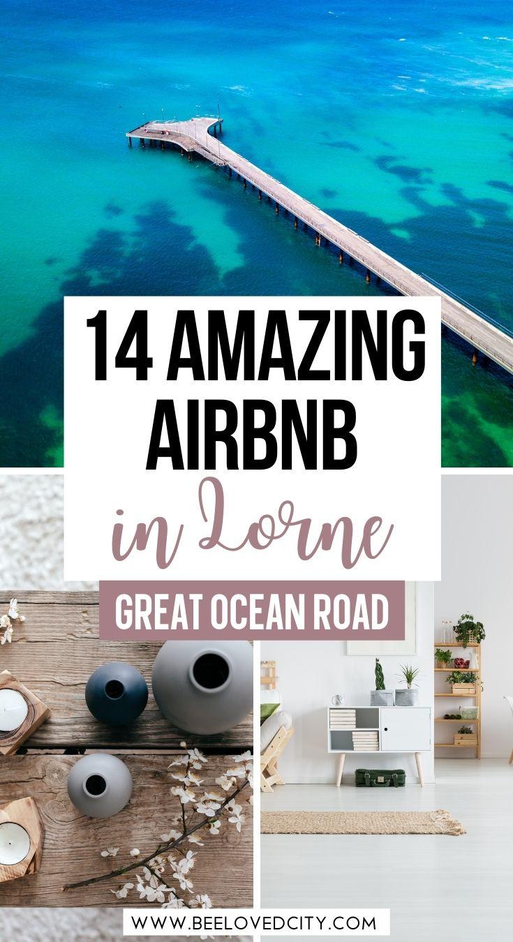 Best Lorne Airbnbs on the great ocean road