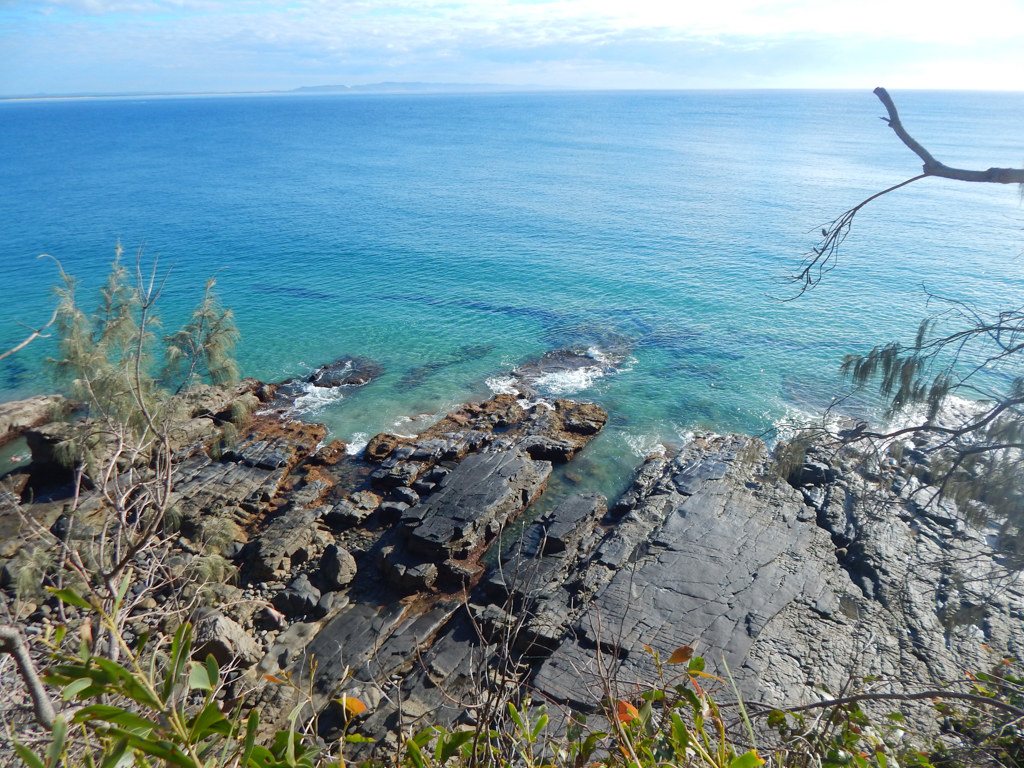 Boiling Pot Lookout in Noosa National Park