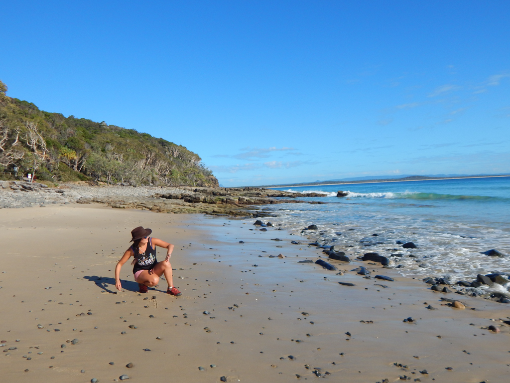Tea Tree Beach in Noosa National Park
