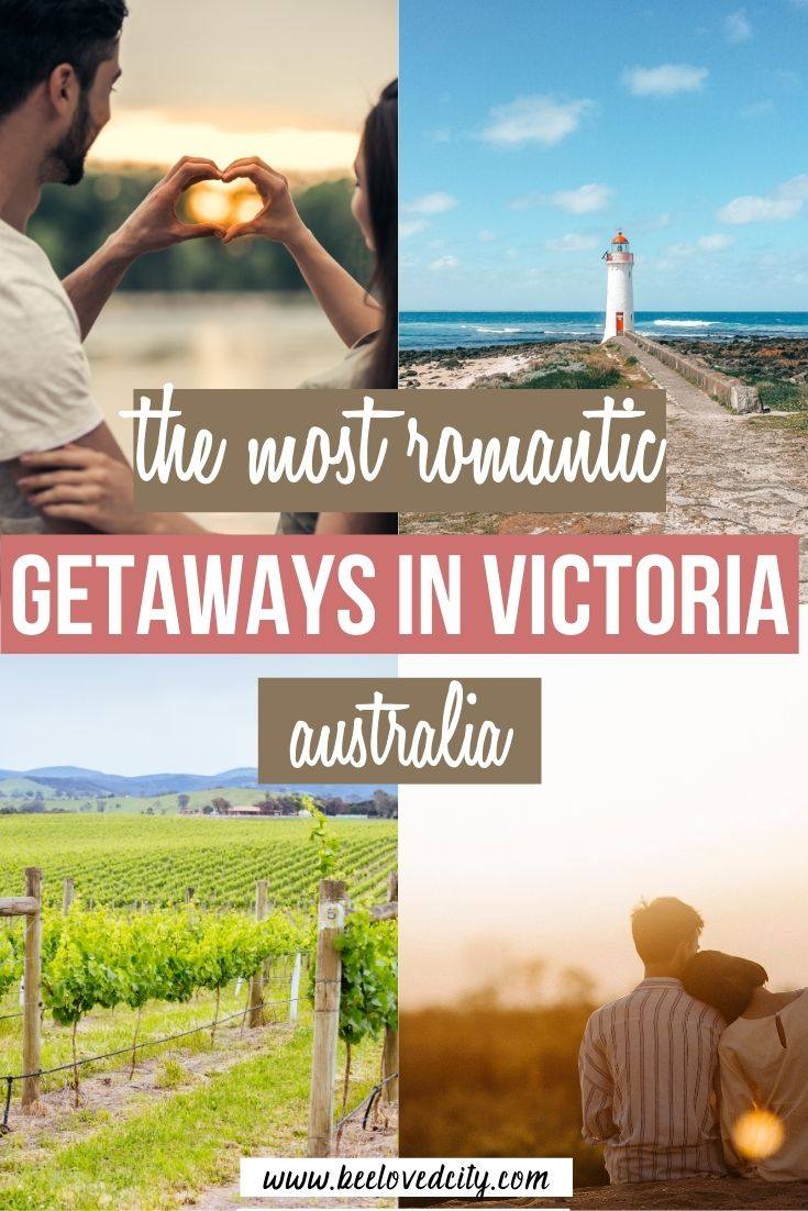 Romantic weekend getaways in victoria australia