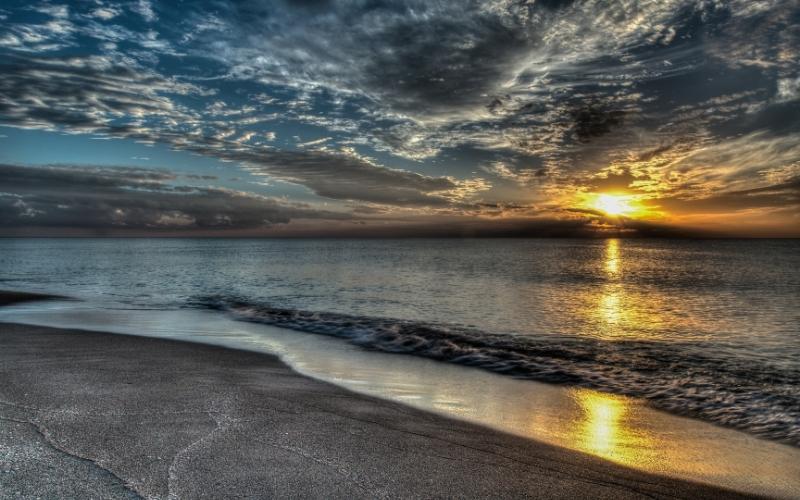 Sanibel Florida honeymoon