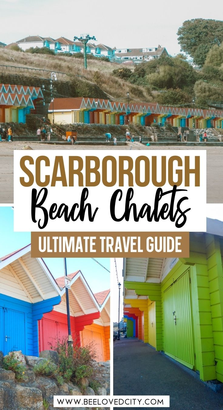 Scarborough Beach Chalets in Yorkshire Coast