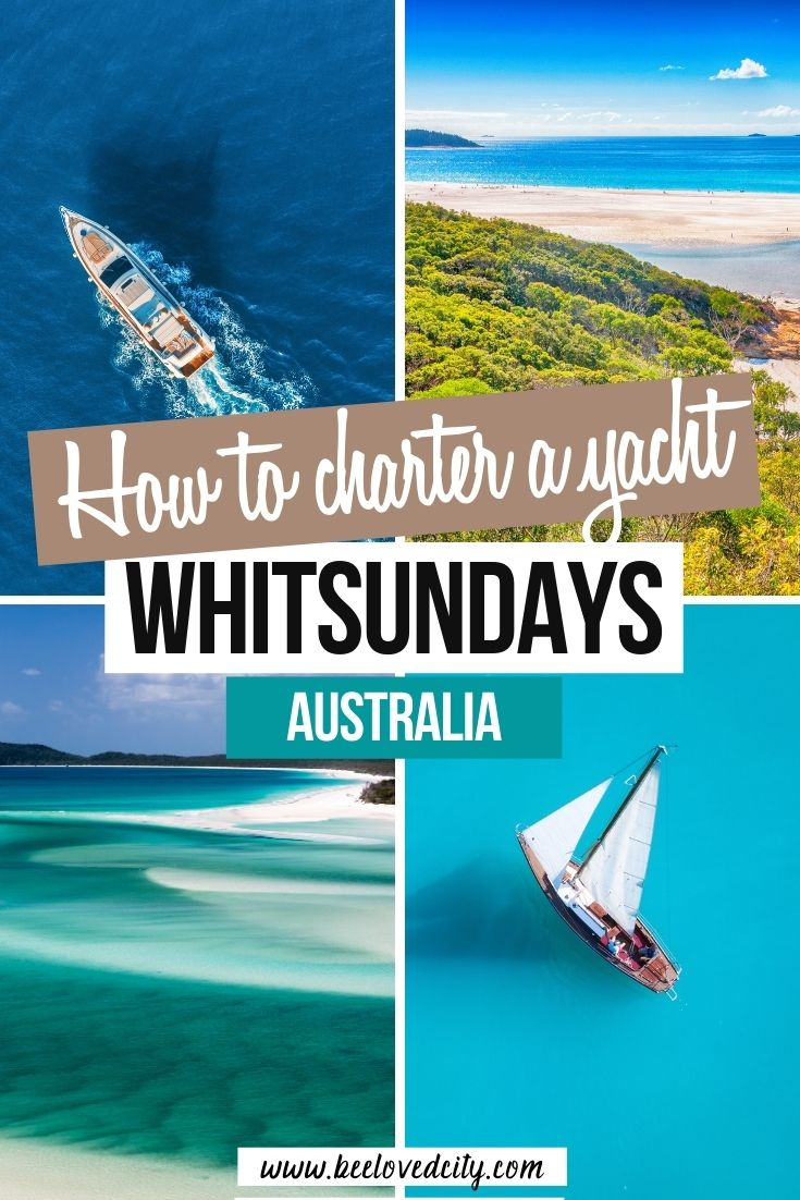 Yacht charter Whitsundays Australia