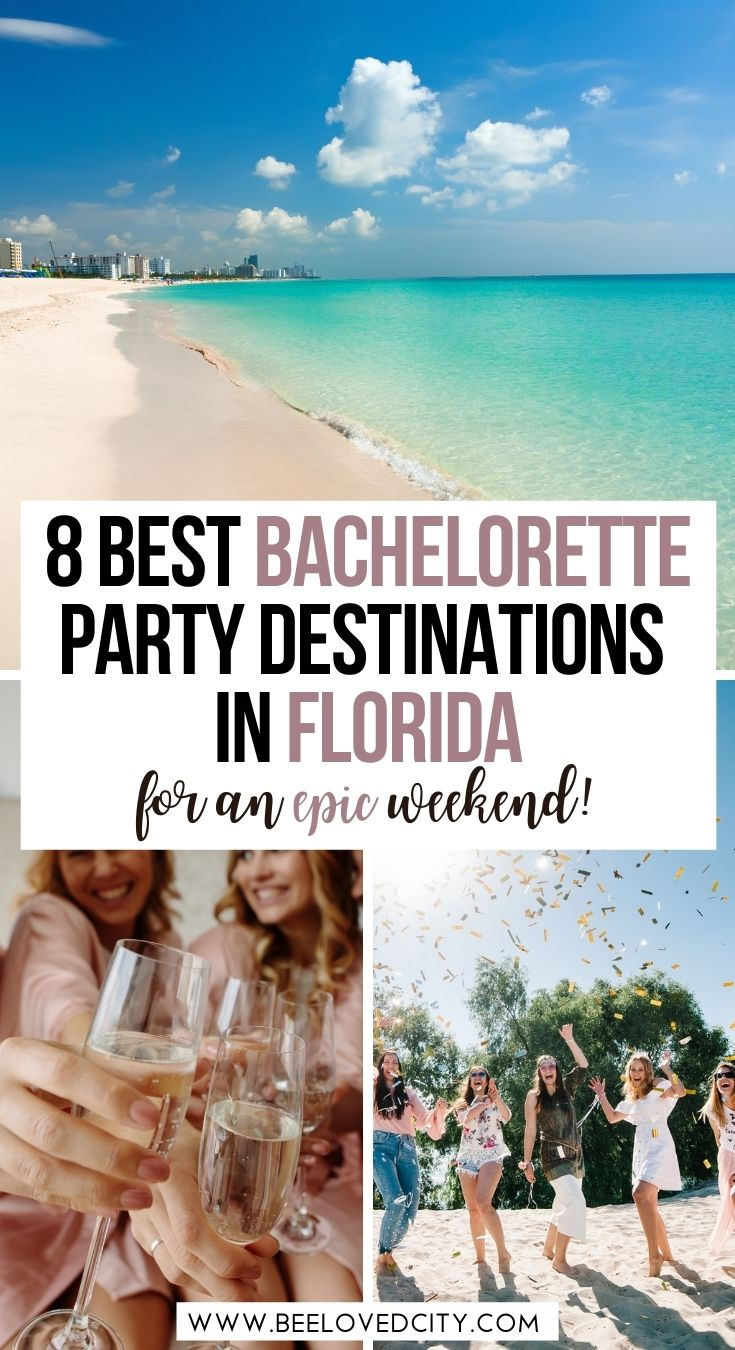 bachelorette party in florida