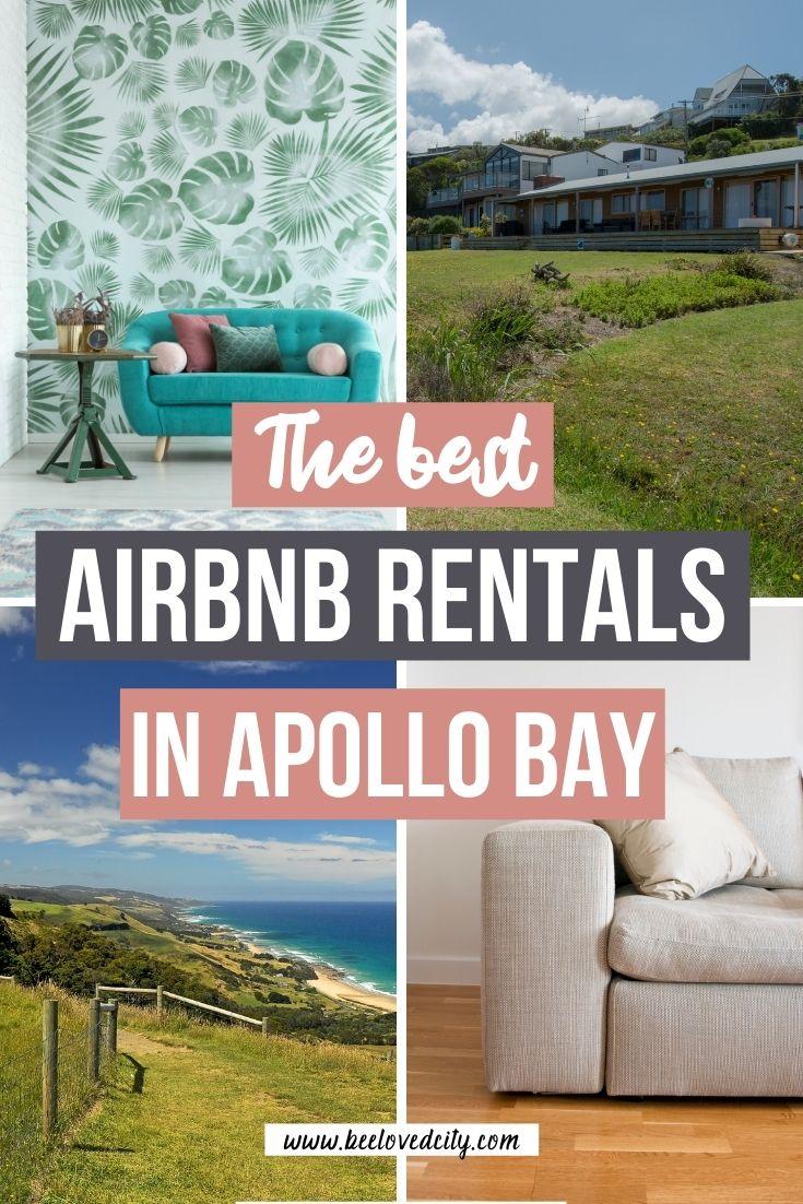 Apollo Bay Airbnb rentals