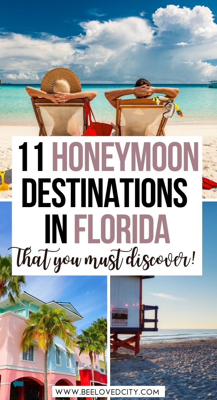 Honeymoon places in Florida USA