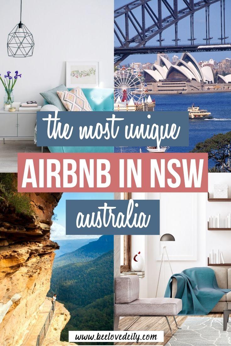 Best Airbnb in NSW australia