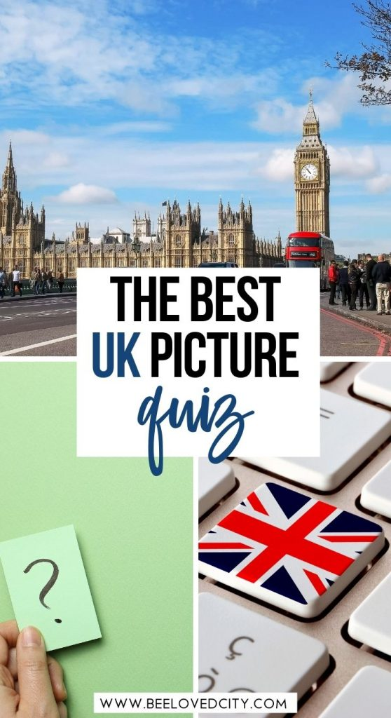 The Ultimate UK Picture Quiz for Trivia Night