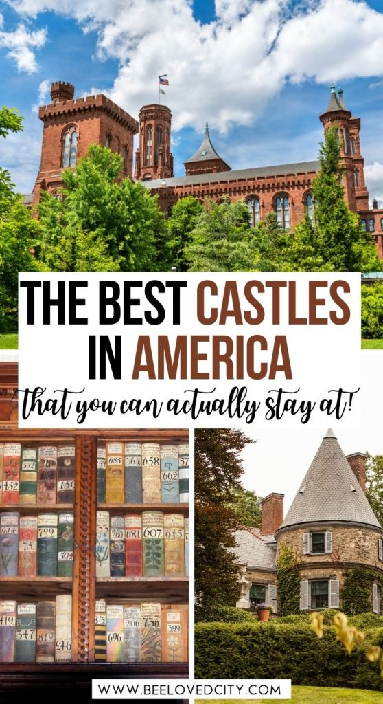 Best Airbnb Castles in the USA