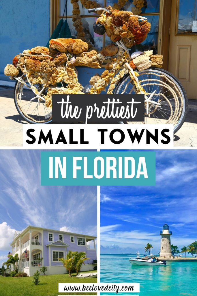 The best small towns in Florida