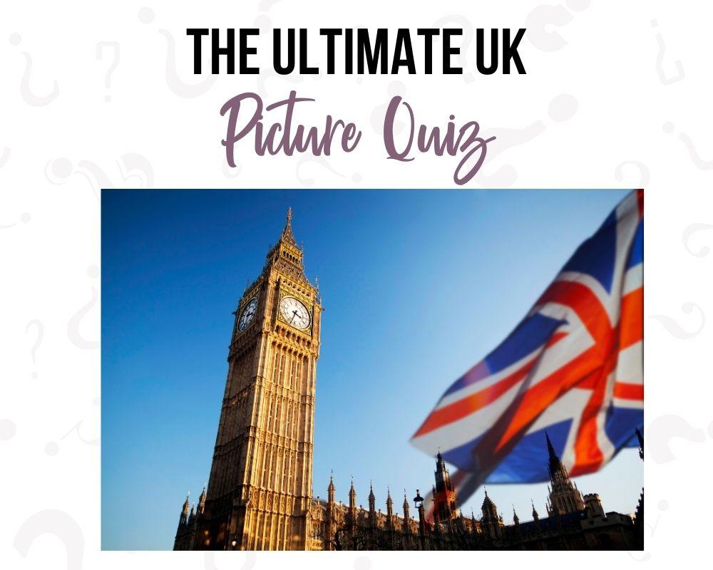 Best UK Picture Quiz for Trivia Night