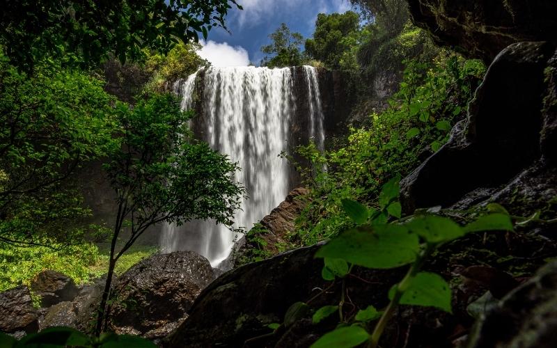 Discover Zillie Falls in Queensland