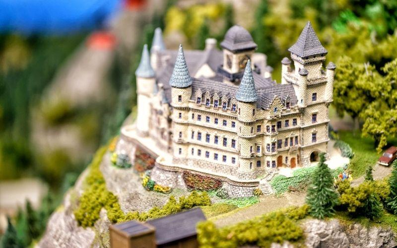 Best castles Airbnb in US
