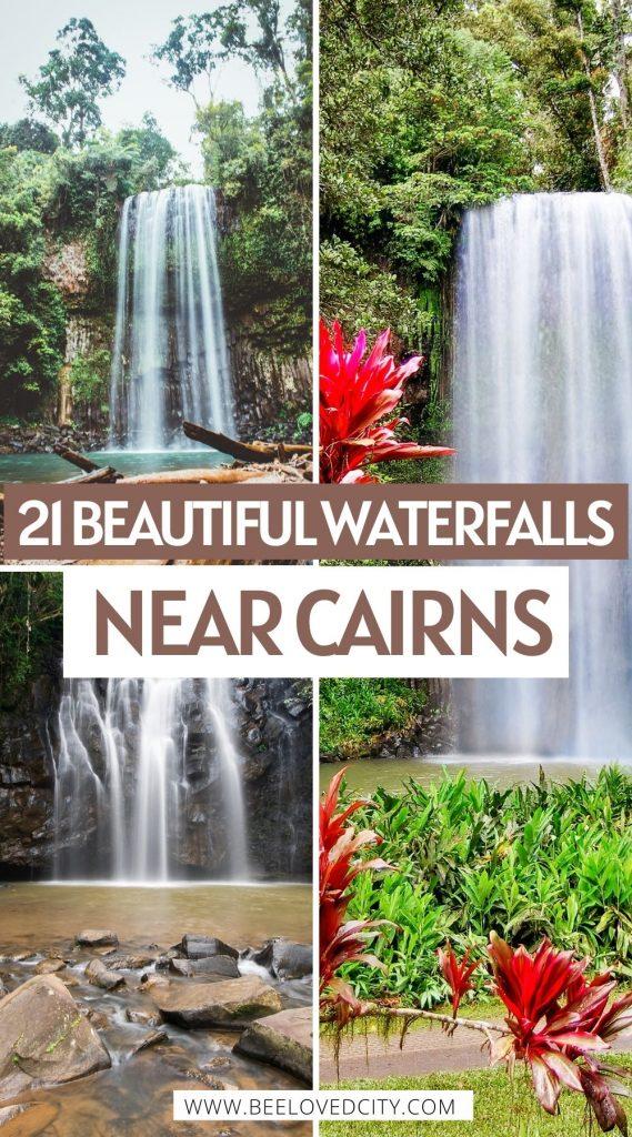 Prettiest waterfalls near Cairns