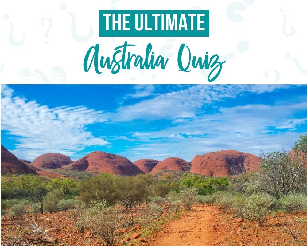 The Best Australia Quiz for trivia nights