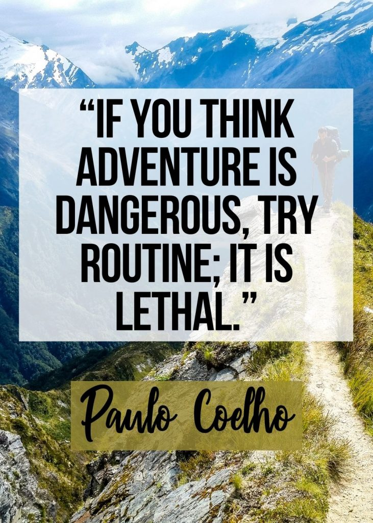 Travel Quote by Paul Coelho